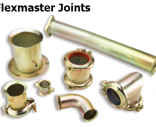 Five Reasons to Use Flexmaster Joints